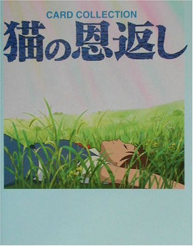 Image for The Cat Returns Card Collection Book
