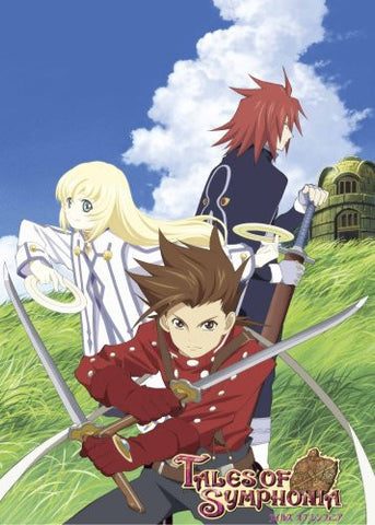 Image for Tales of Symphonia The Animation Vol.4 Exsphere Edition [Limited Edition]