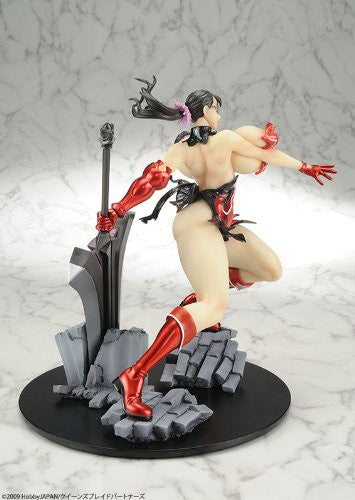 Image 5 for Queen's Blade - Cattleya - Touki Ranbu - 1/6 - Limited Edition, Crimson ver. (Q-six)