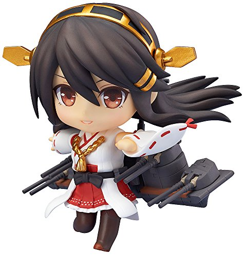 Image 1 for Kantai Collection ~Kan Colle~ - Haruna - Nendoroid #495 (Good Smile Company)