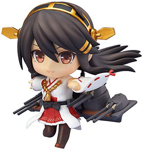 Image for Kantai Collection ~Kan Colle~ - Haruna - Nendoroid #495 (Good Smile Company)