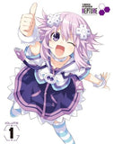 Thumbnail 2 for Hyperdimension Neptunia Vol.1 (without Dakimakura)