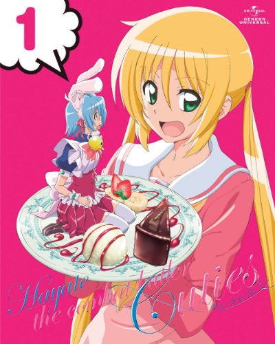 Image 1 for Hayate No Gotoku Cuties Vol.1 [Blu-ray+CD Limited Edition]