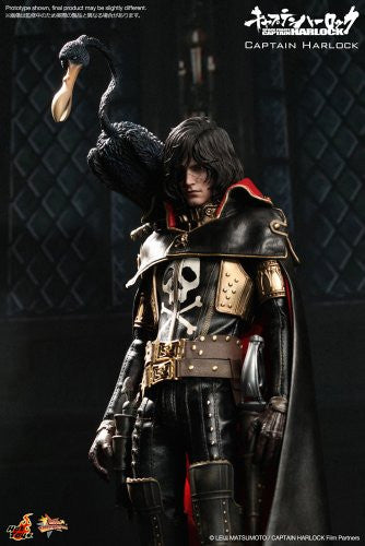Image 5 for Space Pirate Captain Harlock - Captain Harlock - Torisan - Movie Masterpiece MMS223 - 1/6 - Throne of Arcadia (Hot Toys)