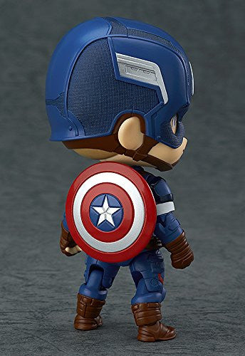 Image 5 for Avengers: Age of Ultron - Captain America - Nendoroid #618 - Hero's Edition (Good Smile Company)