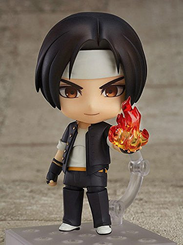 Image 1 for The King of Fighters XIV - Kusanagi Kyo - Nendoroid #683 - Classic Ver. (Good Smile Company)