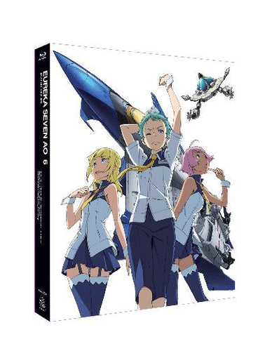 Image for Eureka Seven Ao 6 [Limited Edition]