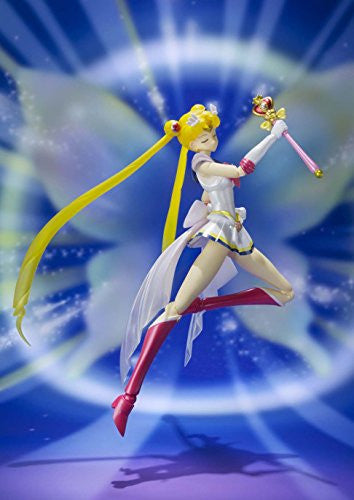 Image 3 for Bishoujo Senshi Sailor Moon - Bishoujo Senshi Sailor Moon Super - Super Sailor Moon - S.H.Figuarts (Bandai)