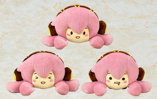 Image 3 for Vocaloid - Tako Luka - Tako Luka Plush - Shoulder Size 2 Laugh ver. (Gift)