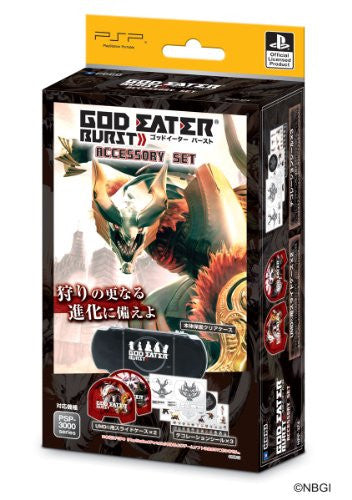 Image 1 for God Eater Burst (Accessory Set)