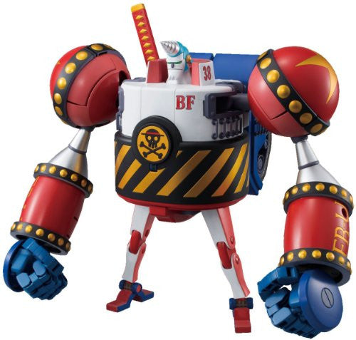 Image 7 for One Piece - Franky Shogun - Best Mecha Collection (Bandai)