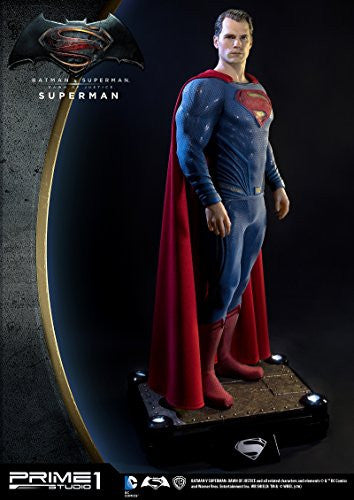 Image 11 for Batman v Superman: Dawn of Justice - Superman - High Definition Museum Masterline Series HDMMDC-03 - 1/2 (Prime 1 Studio)