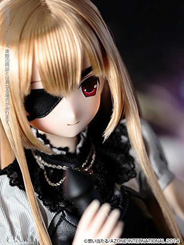 Image 5 for Lilia - Azone Original Doll - Black Raven - 1/3 - BlackRaven V The Stardust Nightmare., ~ Lost Souls -, (orders sale ver.), ※ Odd-eyed cat (Azone)