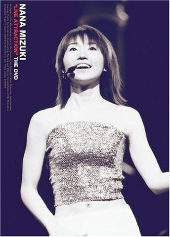 Image for Live Attraction The DVD