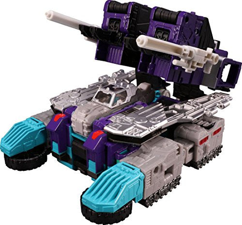 Image 6 for Transformers - Transformers: The Headmasters - Sixshot - Transformers Legends LG-50 (Takara Tomy)