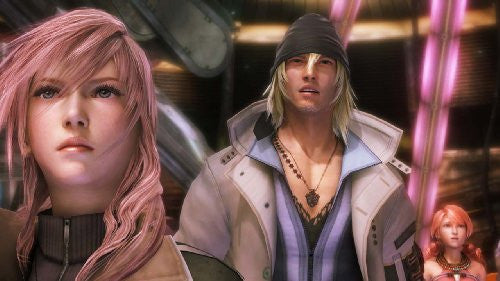Image 2 for Final Fantasy XIII [First Print Edition]