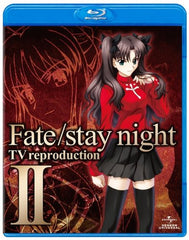 Fate/Stay Night TV Reproduction II