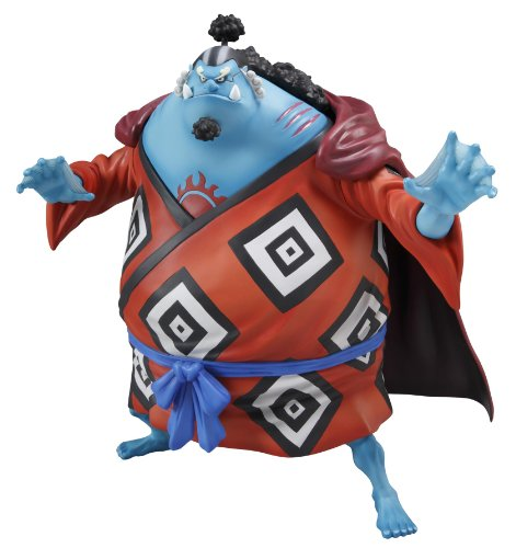 Image 4 for One Piece - Jinbei - Portrait Of Pirates DX - Excellent Model - 1/8 (MegaHouse)