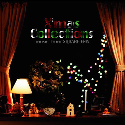 Image 1 for X'mas Collections music from SQUARE ENIX