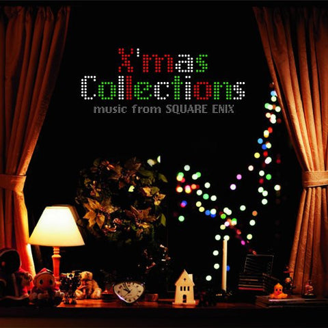Image for X'mas Collections music from SQUARE ENIX