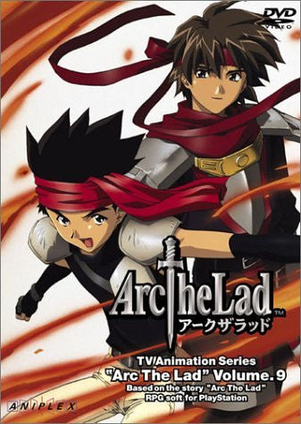 Image for Arc the Lad Vol.9