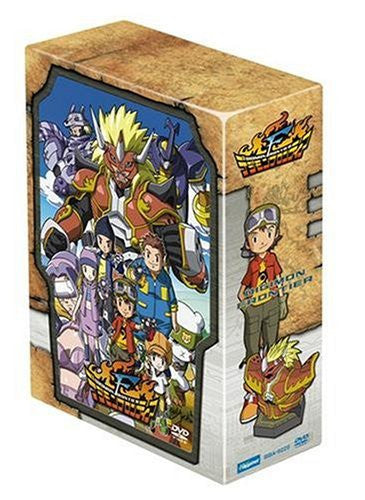 Image 1 for Digimon Frontier DVD Box