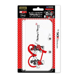 Thumbnail 1 for Disney Character TPU Cover for 3DS LL (Micky & Minnie Heart Version)