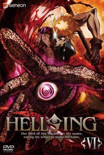 Image 1 for Hellsing Vol.6