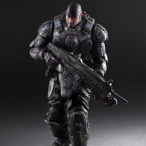 Image 7 for Gears of War - Marcus Fenix - Play Arts Kai (Square Enix)