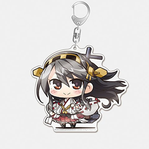 Image for Kantai Collection ~Kan Colle~ - Haruna - Keyholder - Minicchu (Gift, Phat Company)