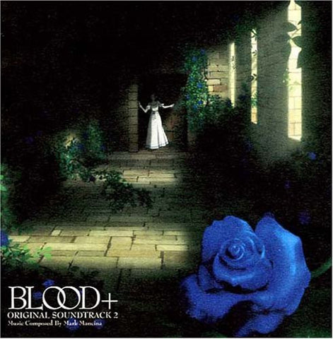 Image for BLOOD+ ORIGINAL SOUNDTRACK 2