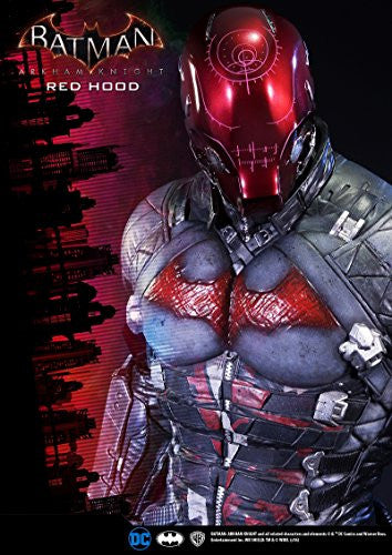 Image 7 for Batman: Arkham Knight - Red Hood - Museum Masterline Series MMDC-09 (Prime 1 Studio)