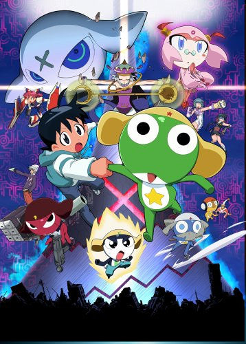 Image 1 for Keroro Gunso Deluxe Pack [Limited Edition]