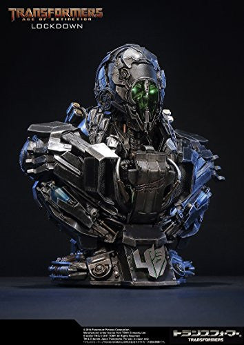 Image 11 for Transformers: Lost Age - Lockdown - Bust - Premium Bust PBTFM-13 (Prime 1 Studio)