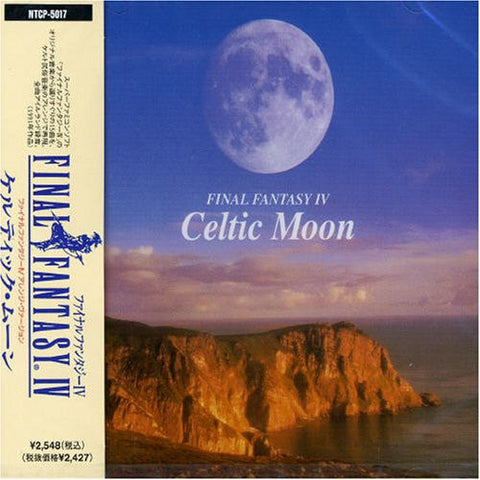Image for FINAL FANTASY IV Celtic Moon