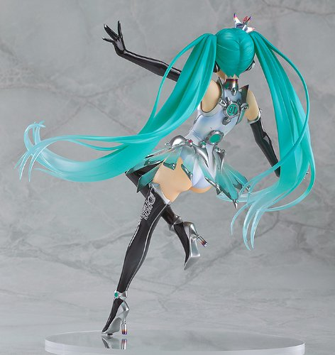 Image 4 for GOOD SMILE Racing - Vocaloid - Hatsune Miku - 1/8 - Racing 2013 (Good Smile Company)