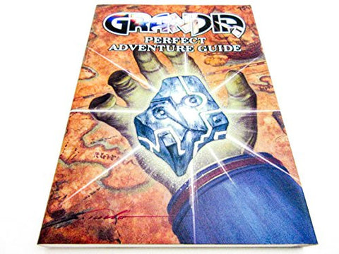 Image for Grandia Perfect Adventure Guide Book / Ss