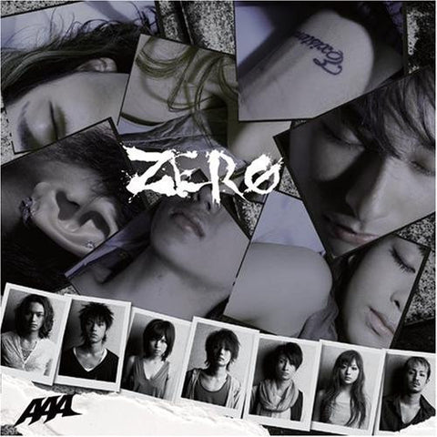 Image for ZER0/MUSIC!!! / AAA