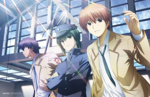 Image 2 for Angel Beats Vol.4 [Blu-ray+CD Limited Edition]