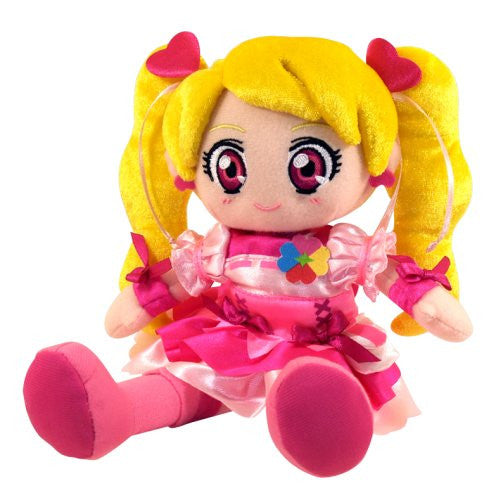 Image 1 for Fresh Pretty Cure - Cure Peach - Funwari Cure Friends (Bandai)