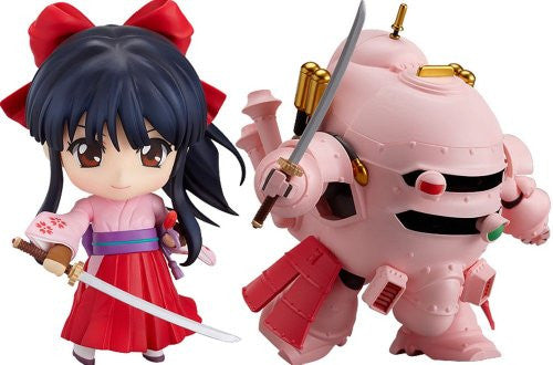 Image 1 for Sakura Taisen - Shinguji Sakura - Nendoroid #235 (Good Smile Company)