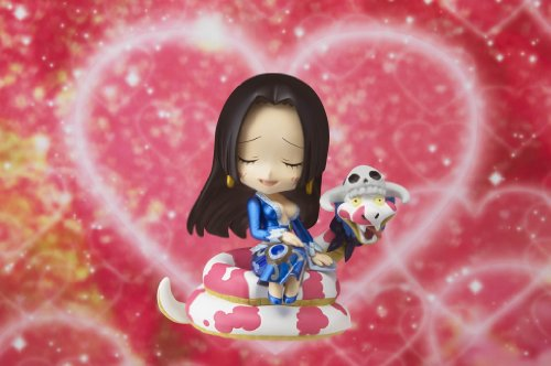 Image 6 for One Piece - Boa Hancock - Salome - Chibi-Arts - With Salome ver. (Bandai)