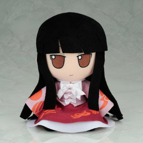 Image 1 for Touhou Project - Houraisan Kaguya - FumoFumo - Touhou Plush Series 17 (AngelType, Gift)