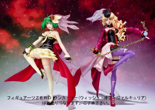 Image 7 for Macross Frontier The Movie ~Sayonara no Tsubasa~ - Sheryl Nome - Figuarts ZERO - Shine of Valkyrie (Bandai)