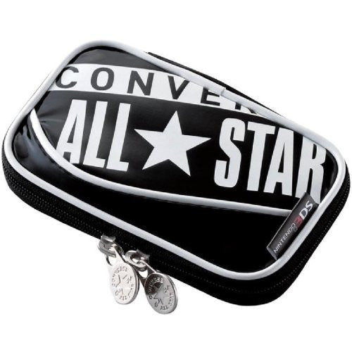 Image 1 for 3DS Converse Enamel Case (Black)