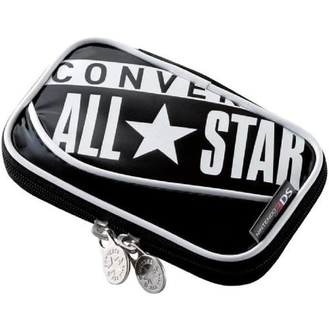 Image for 3DS Converse Enamel Case (Black)