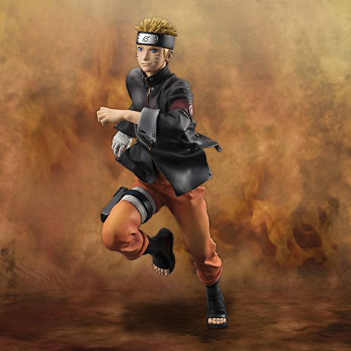Image 6 for Gekijouban Naruto The Last - Uzumaki Naruto - G.E.M. - 1/8 (MegaHouse)