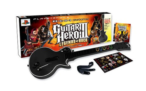 Image for Guitar Hero III: Legends of Rock (w/Guitar)