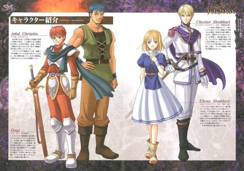 Image 2 for Ys The Oath In Felghana Official Strategy Guide Book / Psp Windows, Online Game