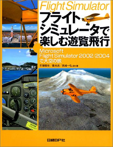 Image 1 for Scenic Flights To Enjoy The Flight Simulator Guide Book/ Windows